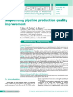 Shipbuilding Pipeline Production Quality Improvement