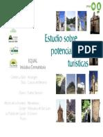 Estudio Sobre Las Potencialidades Turisticas