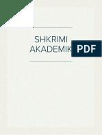 Skripta-Shkrimi akademik