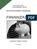 Finanzas II Diciembre 2010