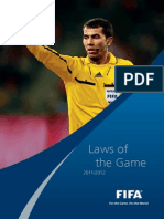 Fifa Laws of the Game_2012