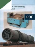 SKF Hydrostatic Shoe Bearing - 100119