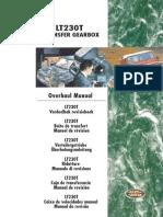 Manual de Revision de La Caja de Transferencia Lt230t