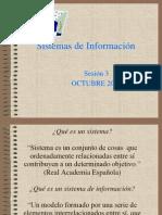 Tema3.Sistema de Informacion