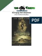 Biedma, Juan Ramon - El Espejo Del Monstruo