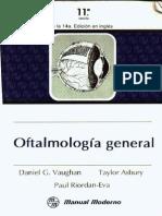 Oftalmologia General
