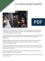 india gender article