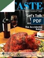Jakarta & Bali Culinary Professional Newsletter
