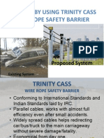 Save Life on Road/Highway by Using Trinity