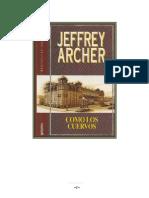 Como los cuervos - Jeffrey Archer.pdf