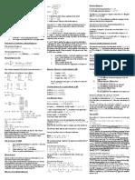 Midterm2 Cheat Sheet v4