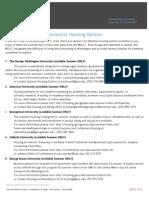2013 housing options flier