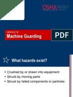 Machine Guarding