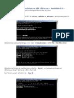 Récupération de datas testdisk