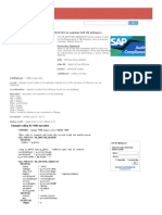 HR_INFOTYPE_OPERATION to Update SAP Hr Infotypes - Function Module - ABAP