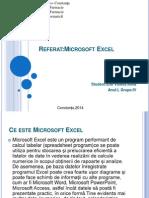 Referat Excel