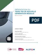 Presse Regiolis Vaugirard Paris 29-04-2014