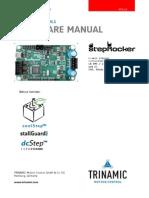 TMCM-1110 Hardware Manual V1.08