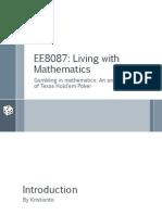 EE8087 Presentation