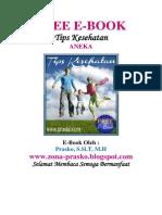 eBook Tips Kesehatan