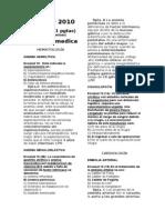 Examen Essalud - Plus Medica (31 Preg Comentadas) 2010