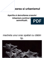 Tema 2 Urbanizarea Si Urbanismul - Копия
