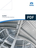 Comflor Composite Floor Deck Brochure UK