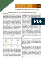 Speed Fact Sheet 6