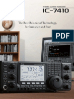 ICOM IC-7410 Brochure