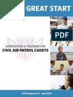 CAPP 52-9 Cadet Great Start - 04/01/2008