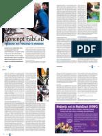 Concept FabLab verdient het verkend te worden (artikel Bibliotheekblad 5-2014)