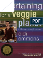Didi Emmons - Entertaining for a Veggie Planet
