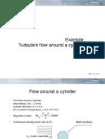 Cylinder Flow