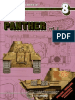 PzKpfw.V Panther Vol.8