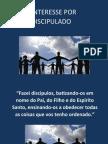 Módulo III - Interesse Por Discipulado - Sillas Campos