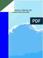 Corrientes y Dilemas Del Pensamiento Sionista