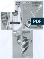 Charango Metodo-Guitarra-Facil Mexico (3 Tomos)
