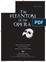 Phantom Der Oper the Musical UK