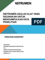 1. Instrumen dan Pengumpulan Data.ppt