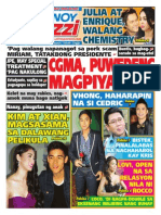 Pinoy Parazzi Vol 7 Issue 56 May 02 - 04, 2014
