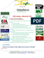 30th April,2014 Daily Global Rice E-Newsletter by Riceplus Magazine