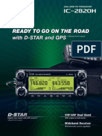 ICOM IC-2820H Brochure