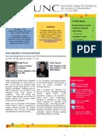 AMUNC Delegate Newsletter Issue 7