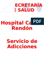 Servicio Adicciones HCR