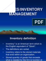 Inventory Presentation-power Point