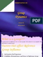 annaji groupdynamics