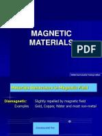 8 - Magnetic Materials