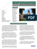 apscuf newsletter