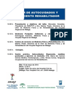 Programa Taller de Autocuidados y Tratamiento Rehabilitador