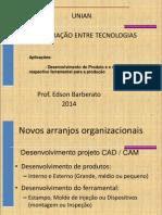 Integracao Entre Tec CAD CAM 18 Marco 2014